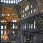 Hagia Sofia von Innen