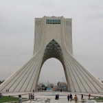 Teheran- Azari Tower