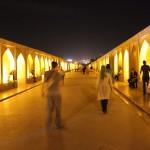 Isfahan- 33 Bogen Brücke
