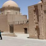 Lehm-Altstadt in Yazd