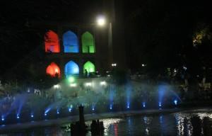 Bukhara bei Nacht