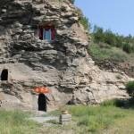 kleiner Tempel im Fels
