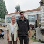 Benni und sein 77-jähriger Freund