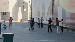 tanzen lernen in Pingyao