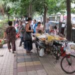 essen vom Straßenstand