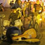 Eimer Schlagzeug
