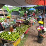 Markt in Chiang Dao