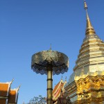 Tempel auf dem Doi Suthep