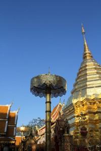 Tempel auf dem Doi Sutharap