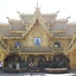 Klogebäude vom weißen Tempel