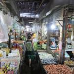 Markt in Sihanoukville