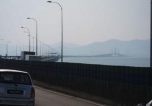 Brücke nach Penang