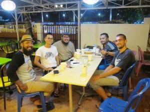 VW Treffen in Melakka
