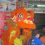 chinesische Neujahrsfeier