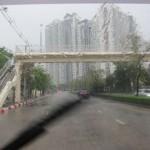 Regen in Bangkok